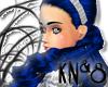 KN&S Salma Blue