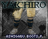 Ashigaru Boots F