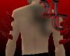 demon left bicep spikes