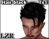 Hair Black Tx1