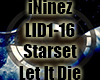 Starset Let It Die