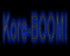 (IB) KORE BOOM KO1-14