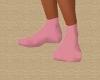Mens PInk Socks