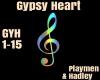 -Gypsy heart-