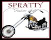 chopper harley bike