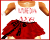 KIDS FUTURE DIVA DRESS