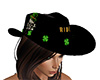 Irish Biker Cowboy Hat F