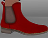 Red Chelsea Boots 3 (M)