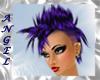 ~A~ Punk G Purple Black