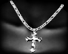 Female Silver Necklace