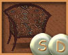 Literary Elegance Chair