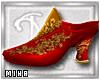 [M] Abira Slippers Ruby