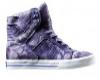 Supra Skytop purple dye