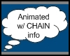 Chain Thinking Bubble