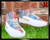 Stripes Sneakers M