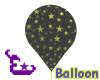 Starry night balloon