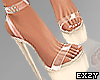 Transparent Sandals.