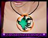 ZA l Mint Burst Necklace