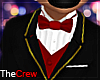 Tc. Red Vest Holiday Tux