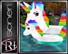 """P"" Unicorn float 40%"