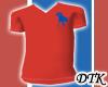 [HE] Red Polo Tee