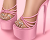 🌸 Summer Pink Heels