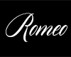 Romeo_Head Sign