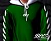 Green Hoodie