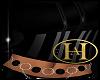 [HA]Black Silver Belt