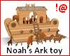 !@ Noah's ark toy