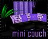 Purple BBG Mini Couch