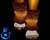 ~Kyti~Bronze Paw Warmers