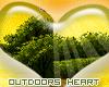 Outdoors Heart