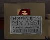 Homeless box