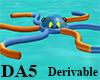 (A) Pool Octopus
