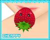 Kawaii Mouth Strawberry