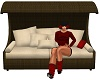 Animated Love Couch