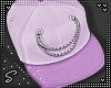 !!S Snapback Lilac