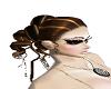 QB solidad gold hair
