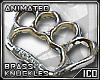 ICO Brass Knuckles F