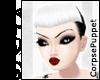 [c] Bettie bangs - Snow