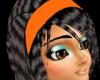 ~RYL Blk w/Orng headband