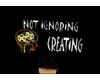 CREATING head sign