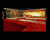 Golden XMas Club Room