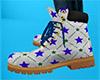 Stars Work Boots 3 (F)