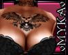 VM OWL TATTOO NECK