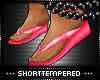 ST: Flip Flops : Pink