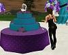 2 groom Turquoise weddi