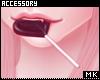 金. Lovely Lollipop
