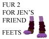 Fur2 Feets